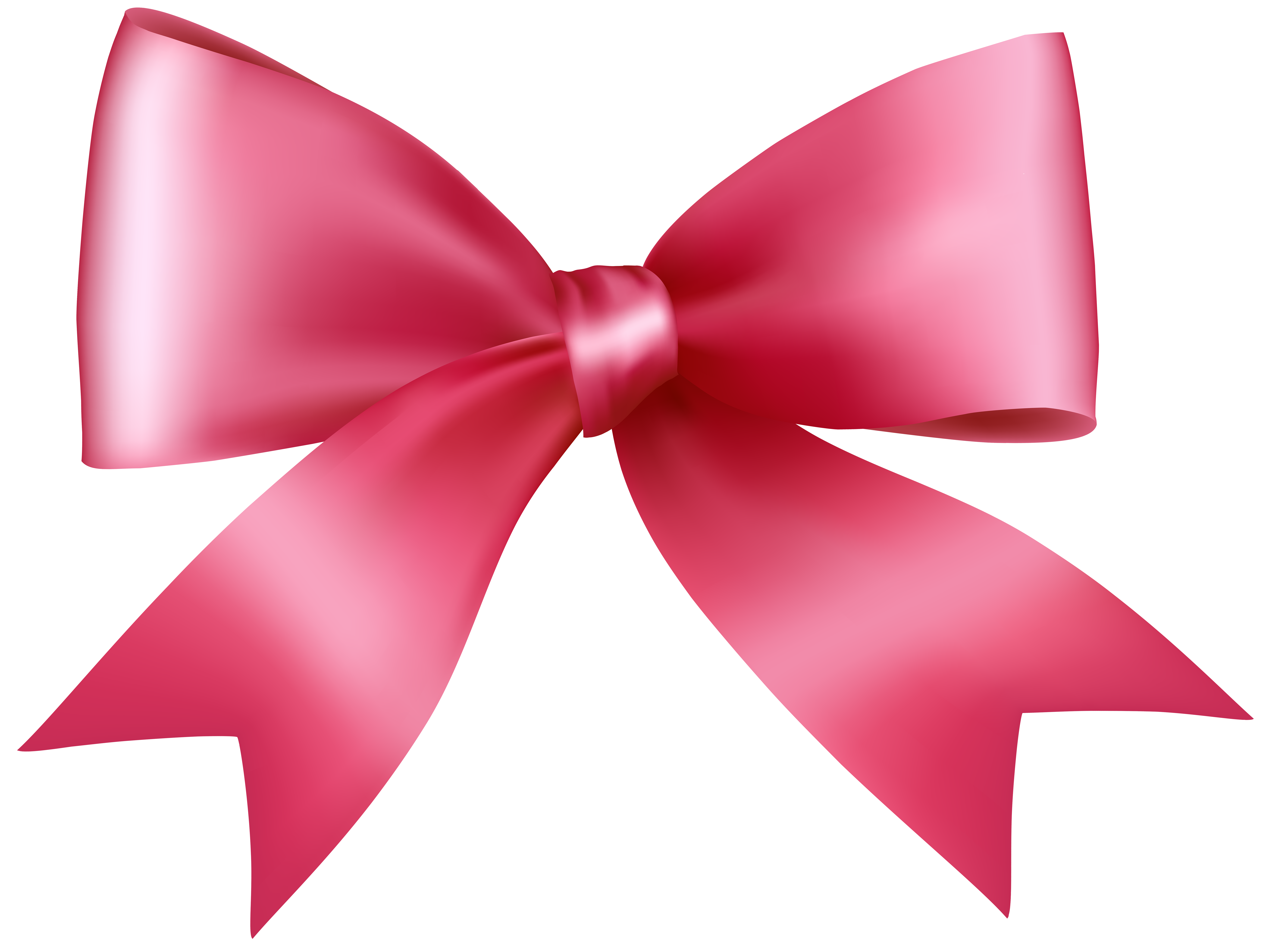 pink bow tie photo - 1