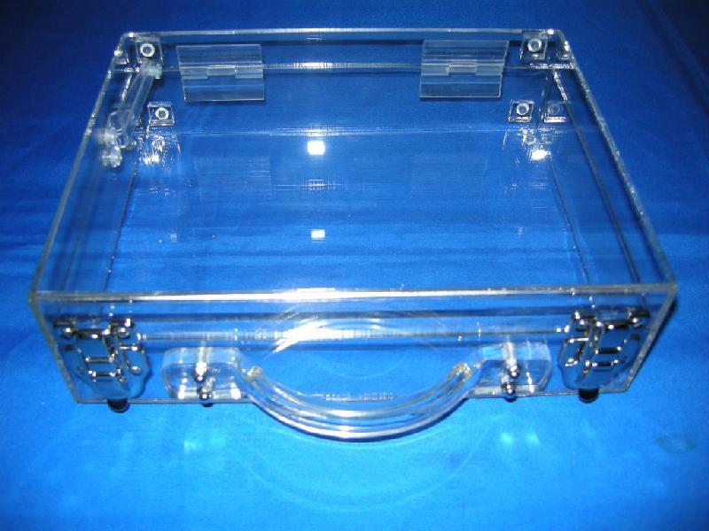 plastic briefcase photo - 1