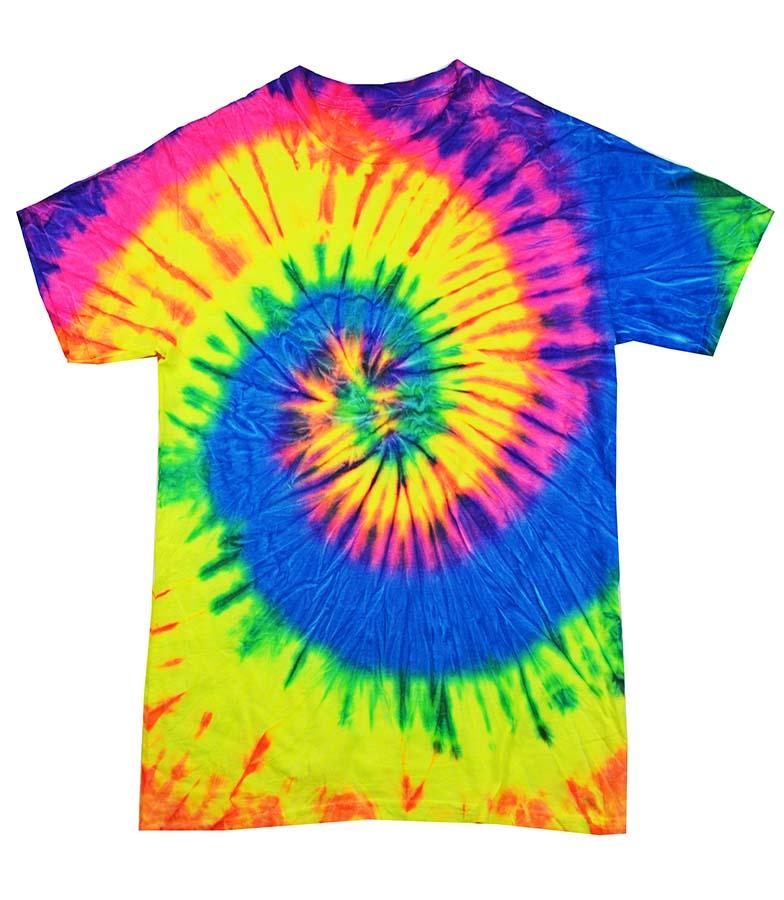 plus size tie dye shirt photo - 1