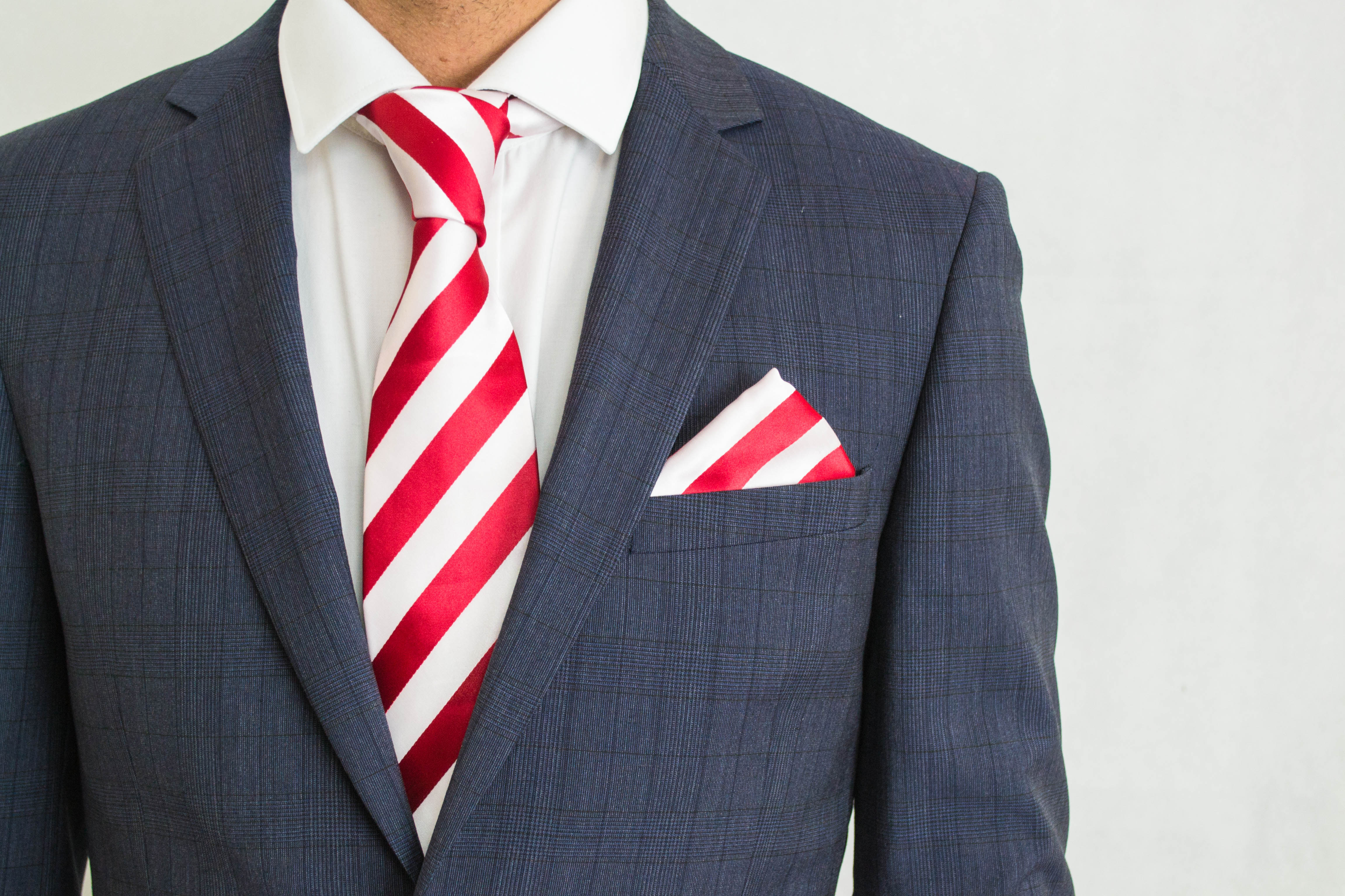 pocket square without tie photo - 1