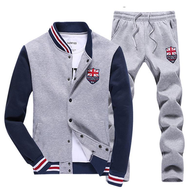 polo jogging suit for men photo - 1