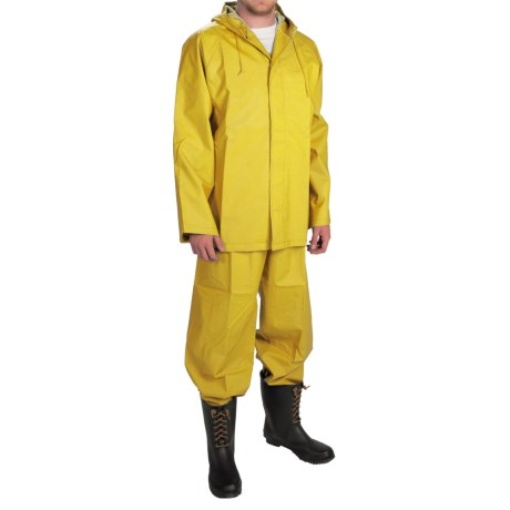rain suit for men photo - 1
