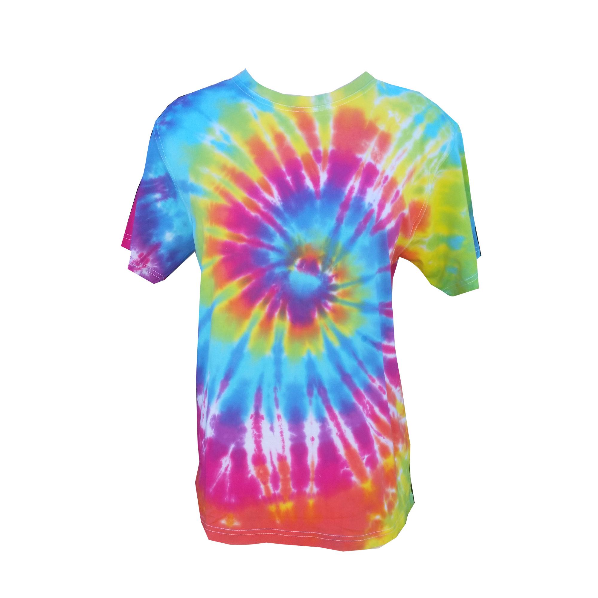 rainbow tie dye photo - 1