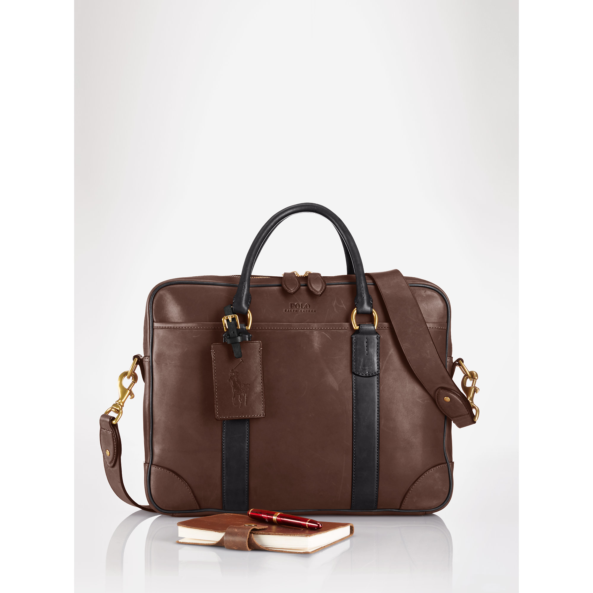 ralph lauren briefcase photo - 1
