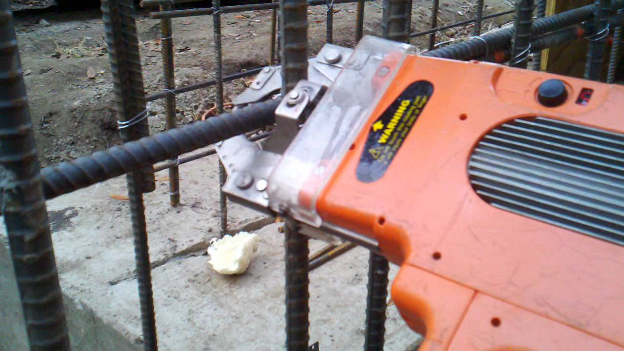 rebar tie gun photo - 1