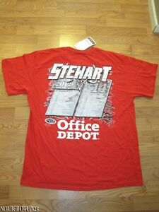 red office depot shirt photo - 1