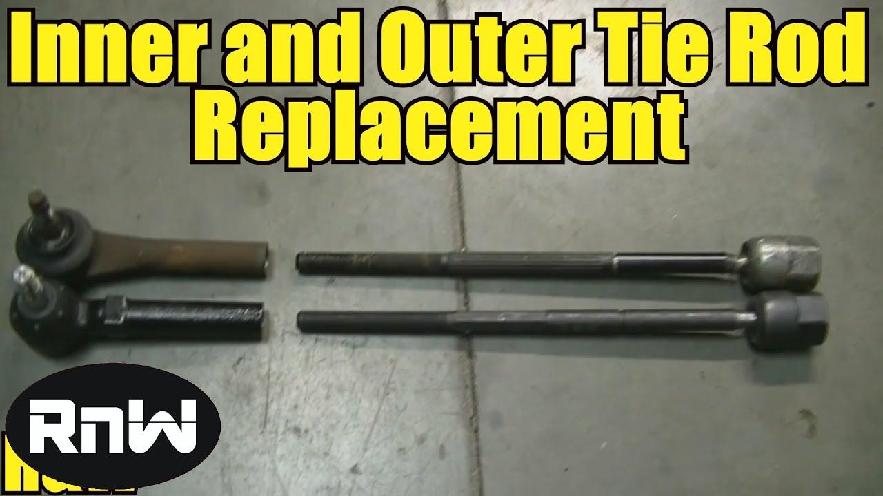 replacing tie rod photo - 1