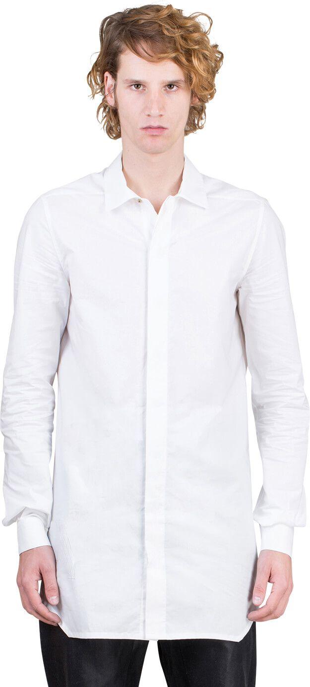 rick owens office shirt photo - 1