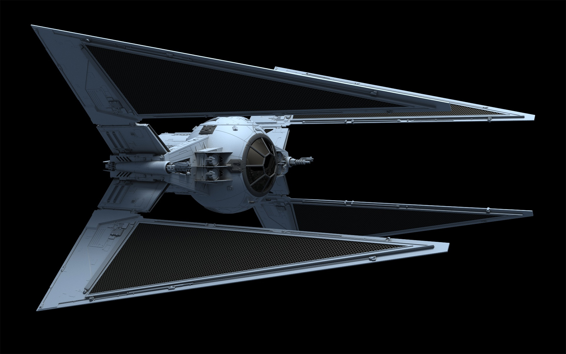 rogue one tie fighter photo - 1