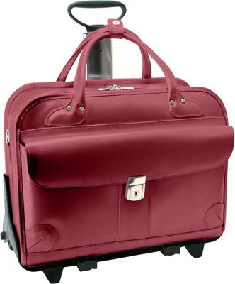rolling briefcase womens photo - 1