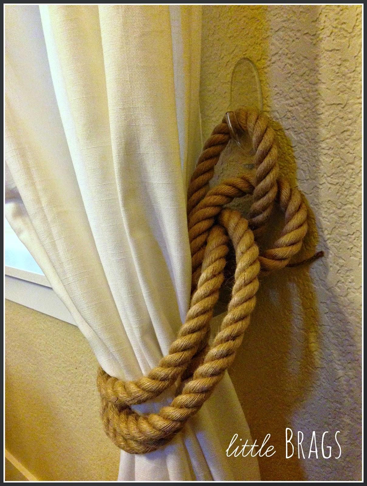 rope tie backs photo - 1