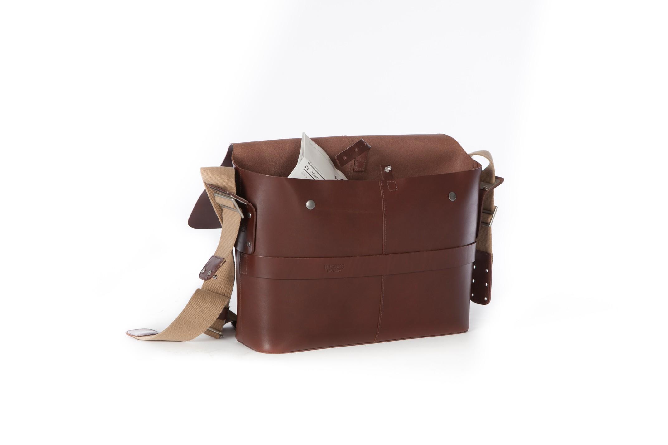 saddlebag briefcase photo - 1