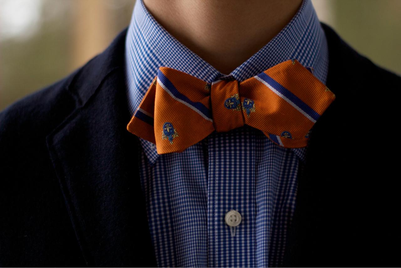 self tie bow ties photo - 1