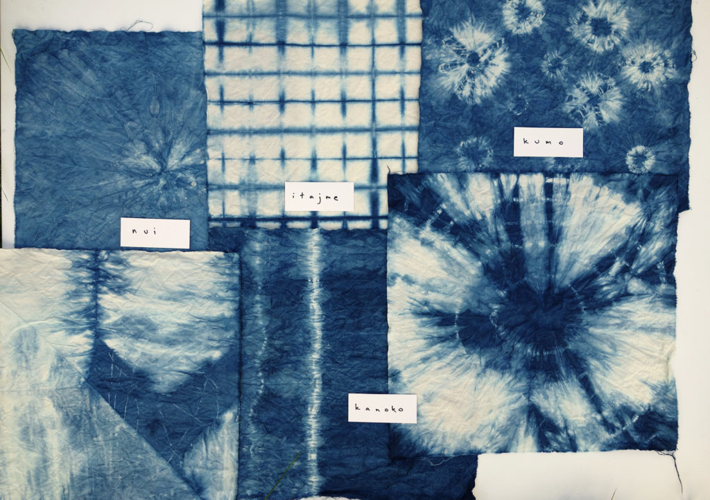 shibori tie dye photo - 1