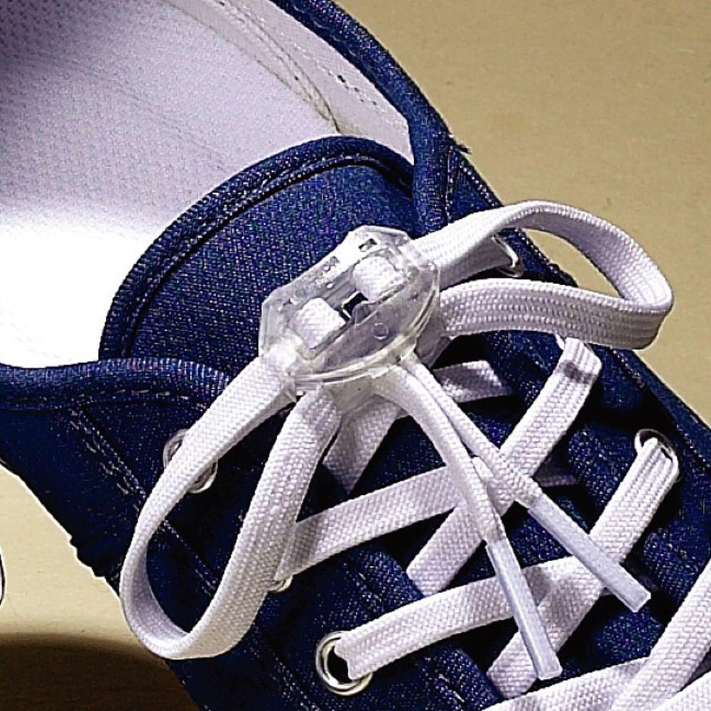 shoe lace tie photo - 1