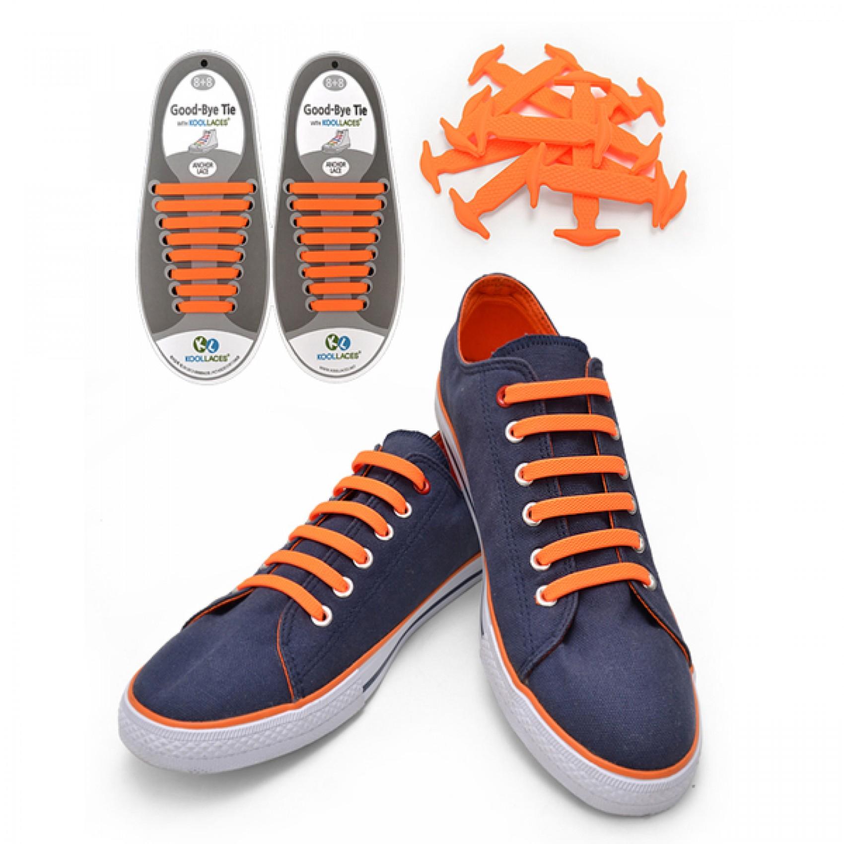 shoelaces no tie photo - 1