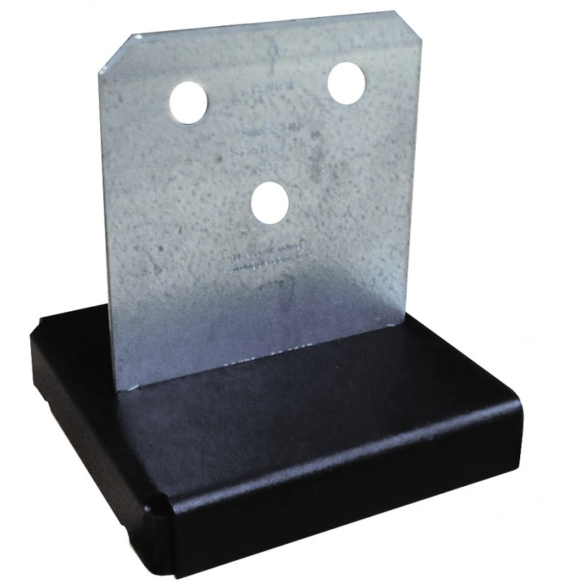 simpson strong tie post base 6x6 photo - 1