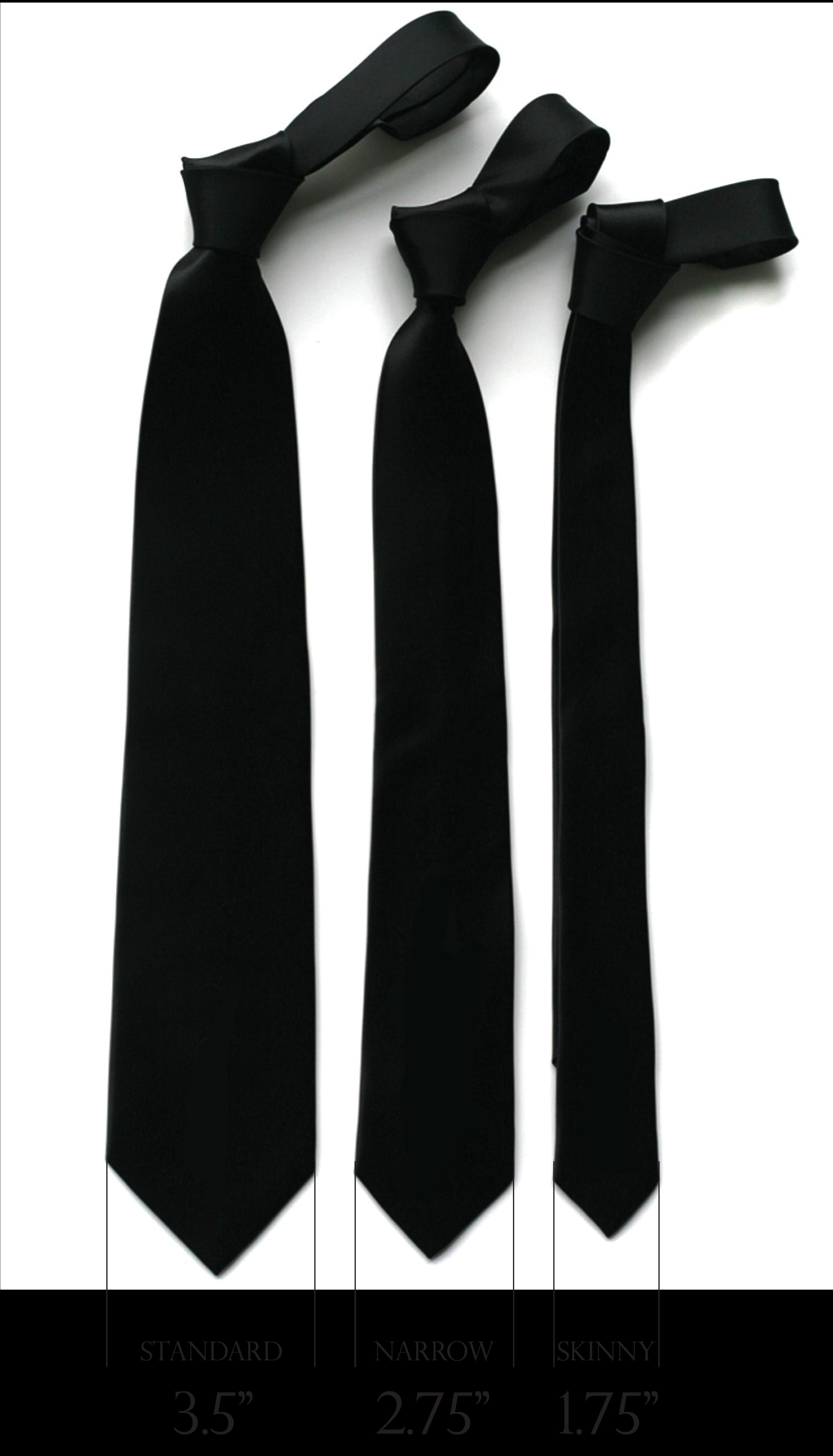 skinny tie width photo - 1