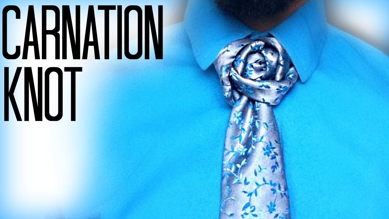 special tie knot photo - 1