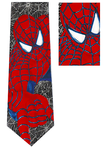spiderman tie photo - 1