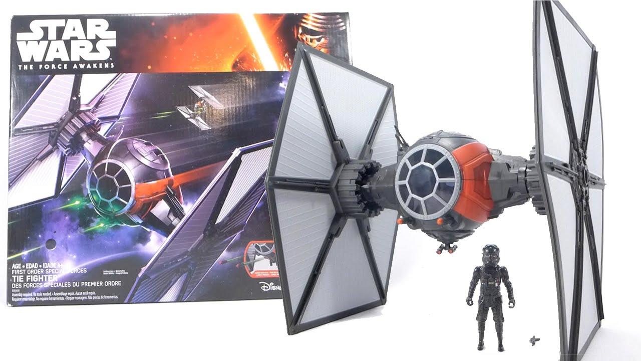 star wars tie fighter toy photo - 1