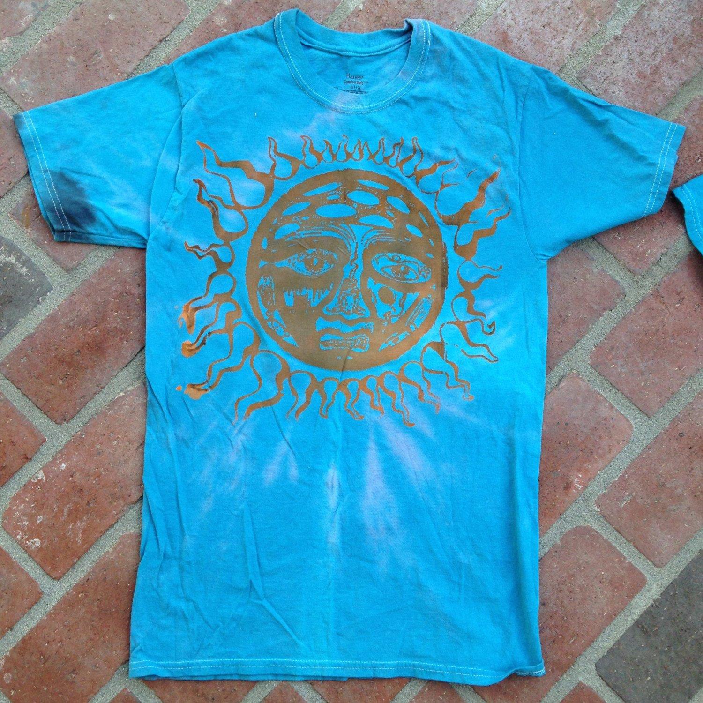 sublime tie dye shirt photo - 1