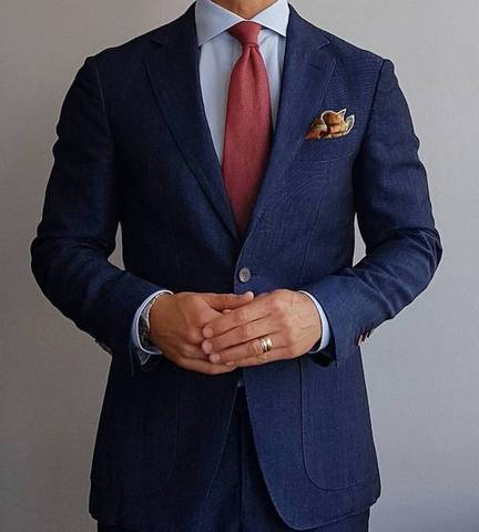 suit and tie combo photo - 1