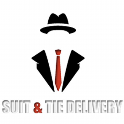 suit and tie delivery photo - 1