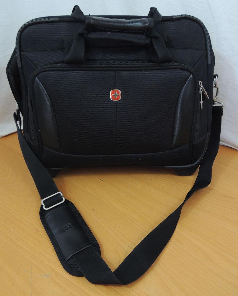 swiss army briefcase photo - 1