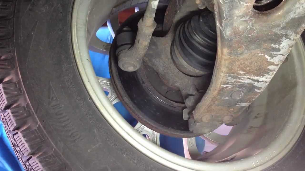 symptoms of bad inner tie rod photo - 1