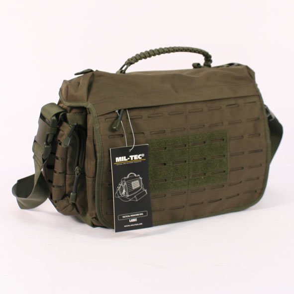 tactical briefcase photo - 1