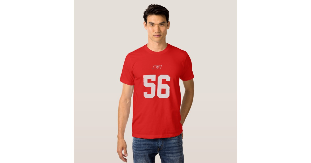 terry tate office linebacker shirt photo - 1