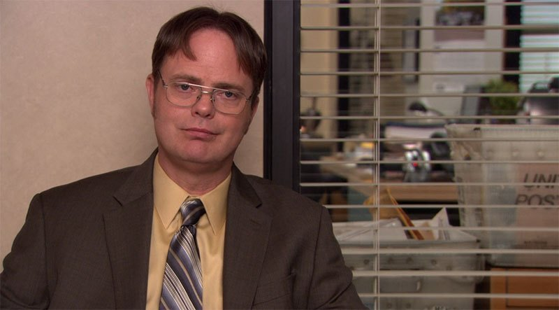 the office dwight wanted shirt photo - 1