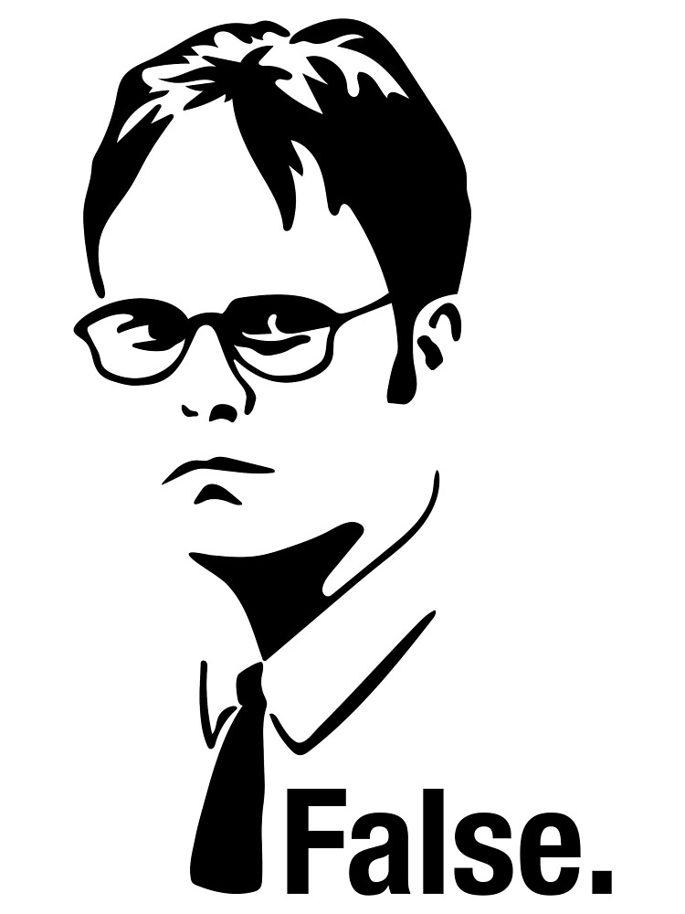 the office shirt dwight photo - 1