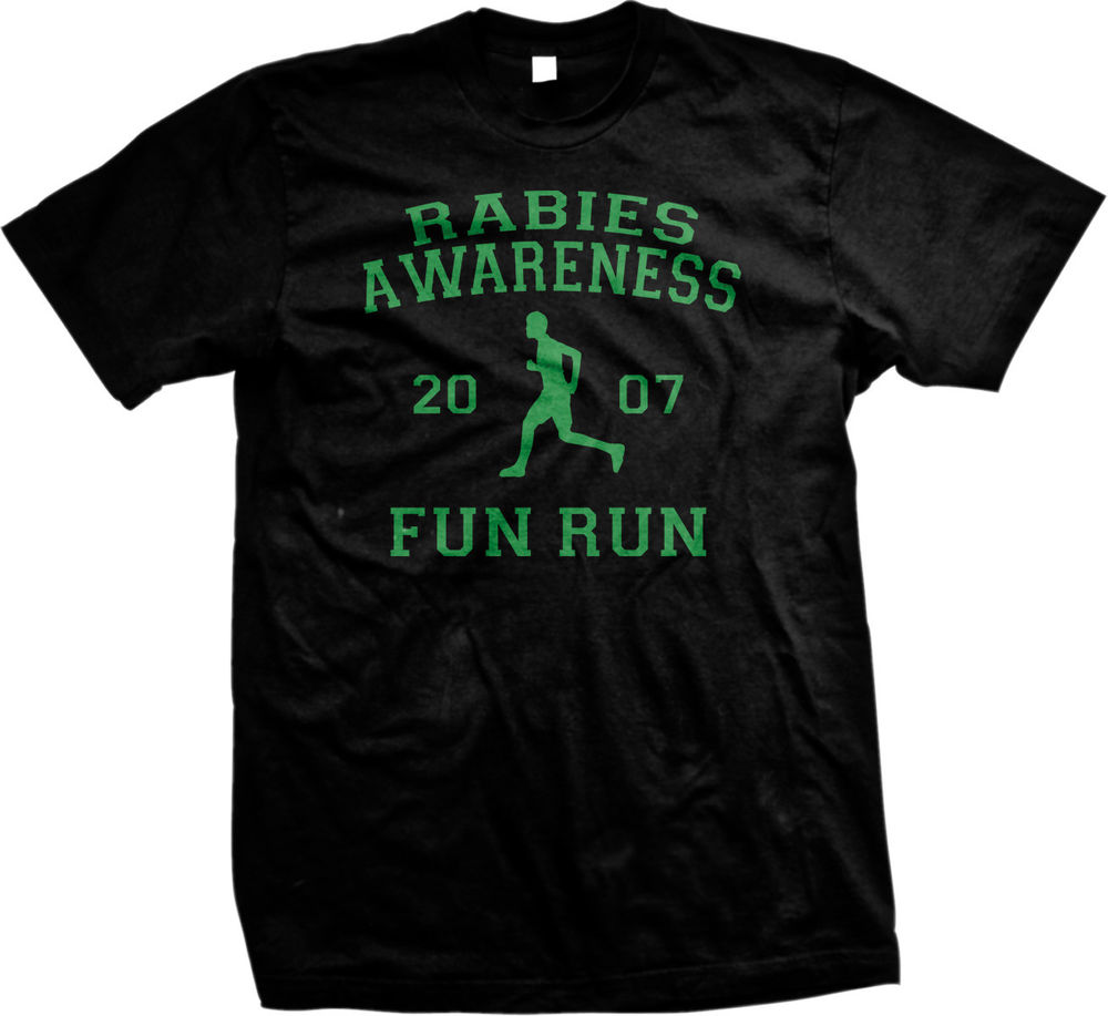 the office shirt rabies photo - 1