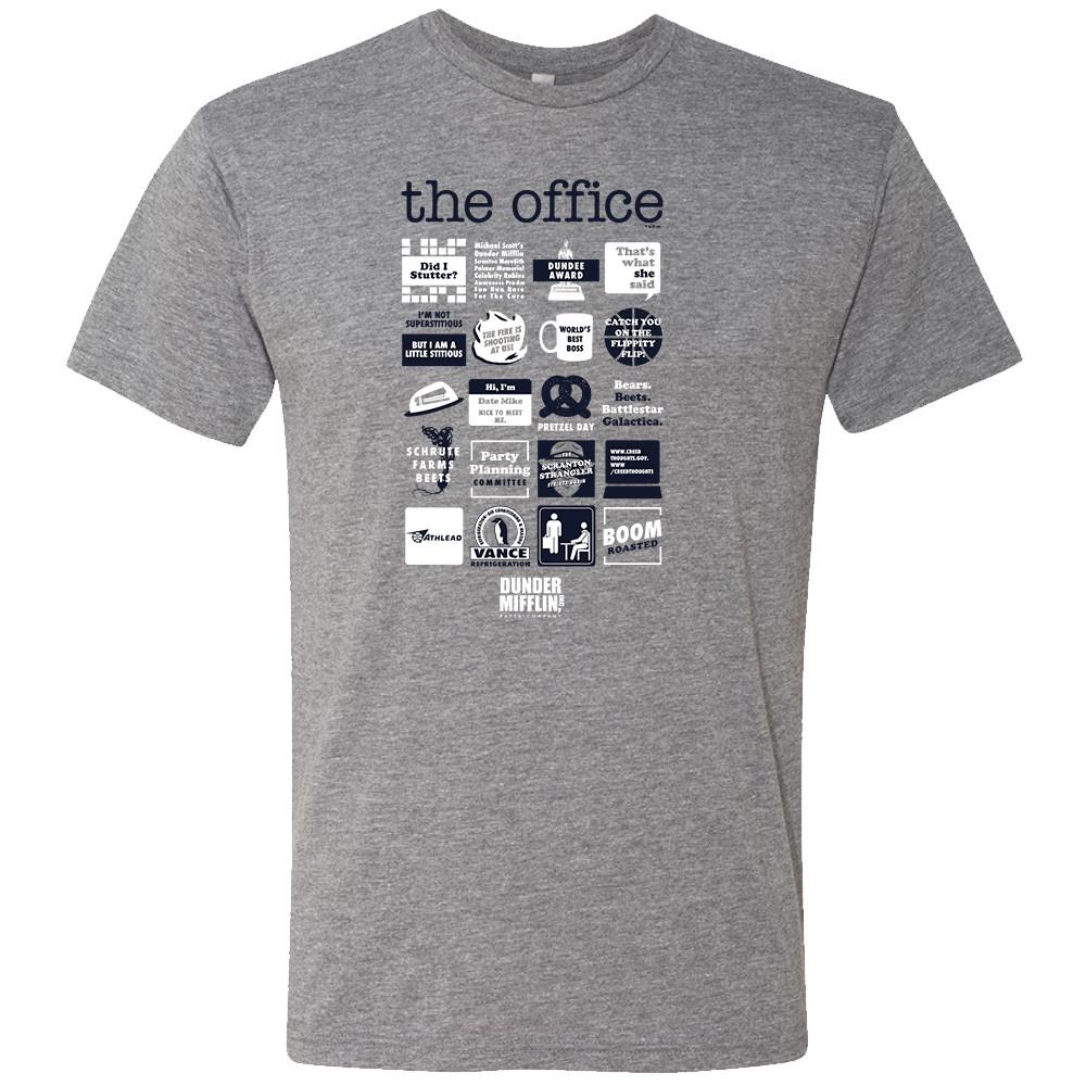 the office t shirt nbc photo - 1