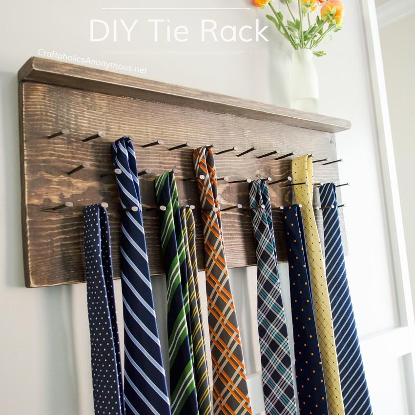 the tie rack photo - 1