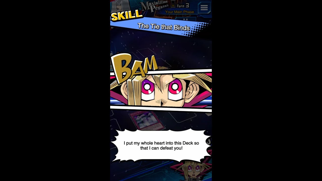 the tie that binds duel links photo - 1