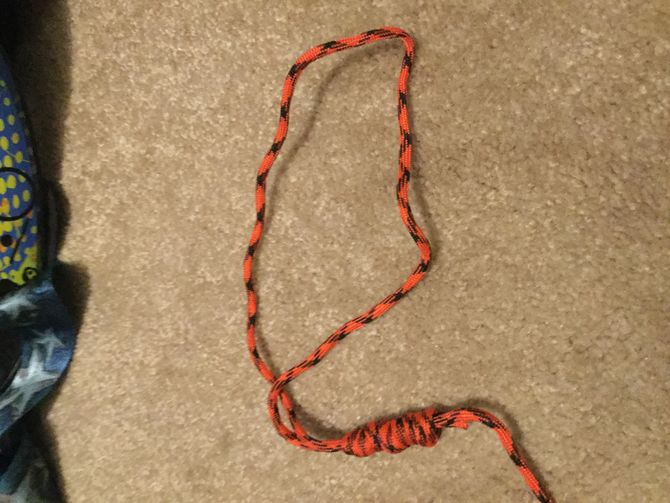 this is how you tie a noose photo - 1
