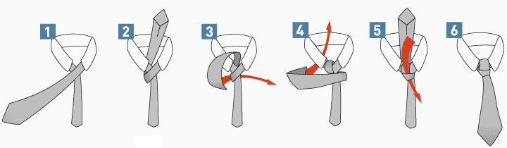 tie a full windsor photo - 1