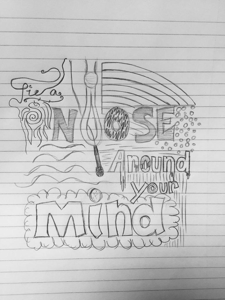 tie a noose around your mind photo - 1