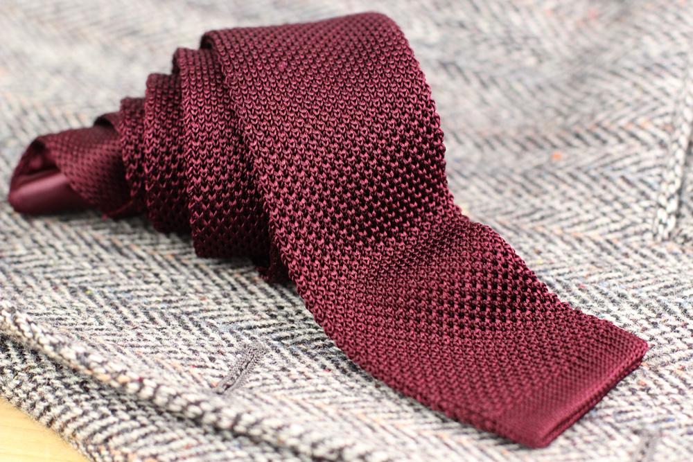 tie a skinny tie photo - 1