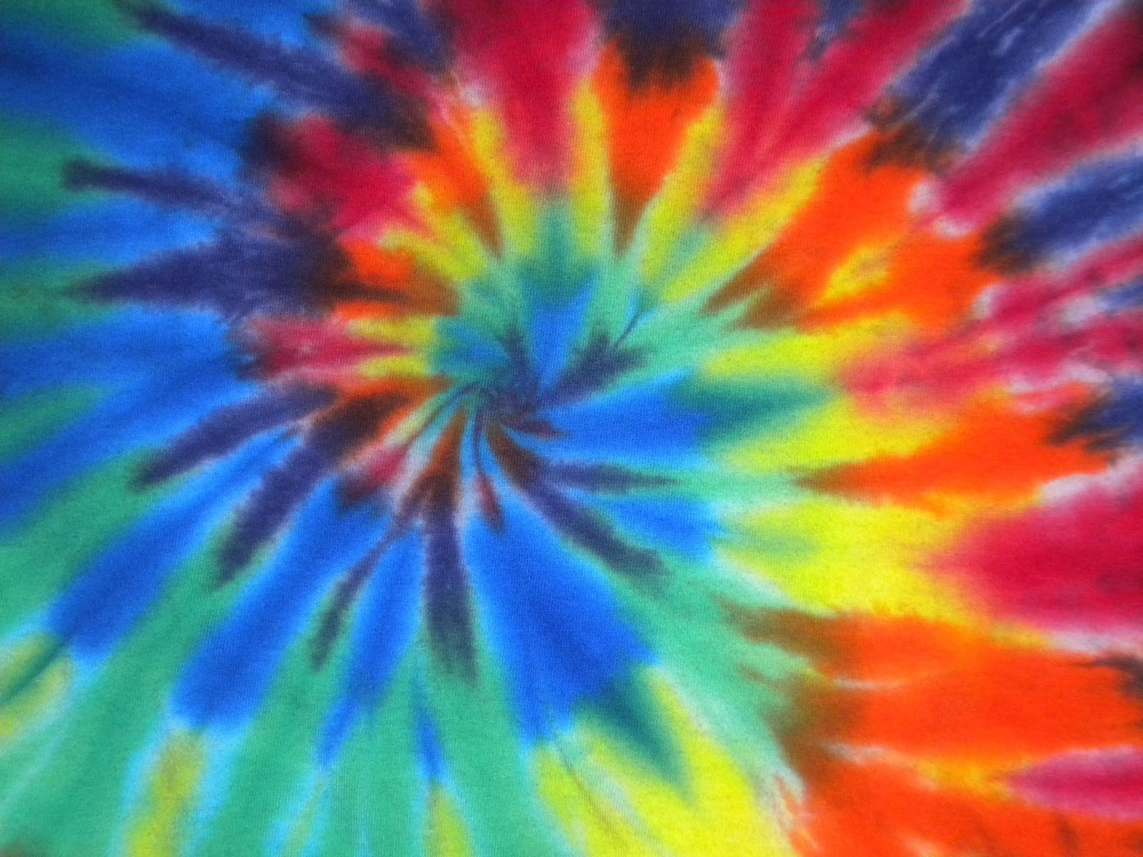 tie and dye photo - 1
