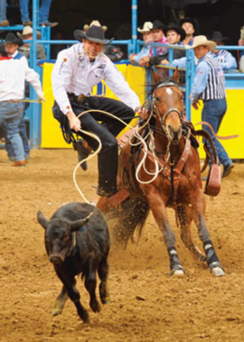tie down roping photo - 1