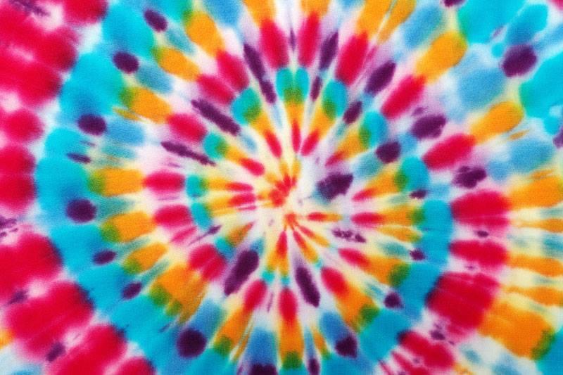 tie dye background photo - 1