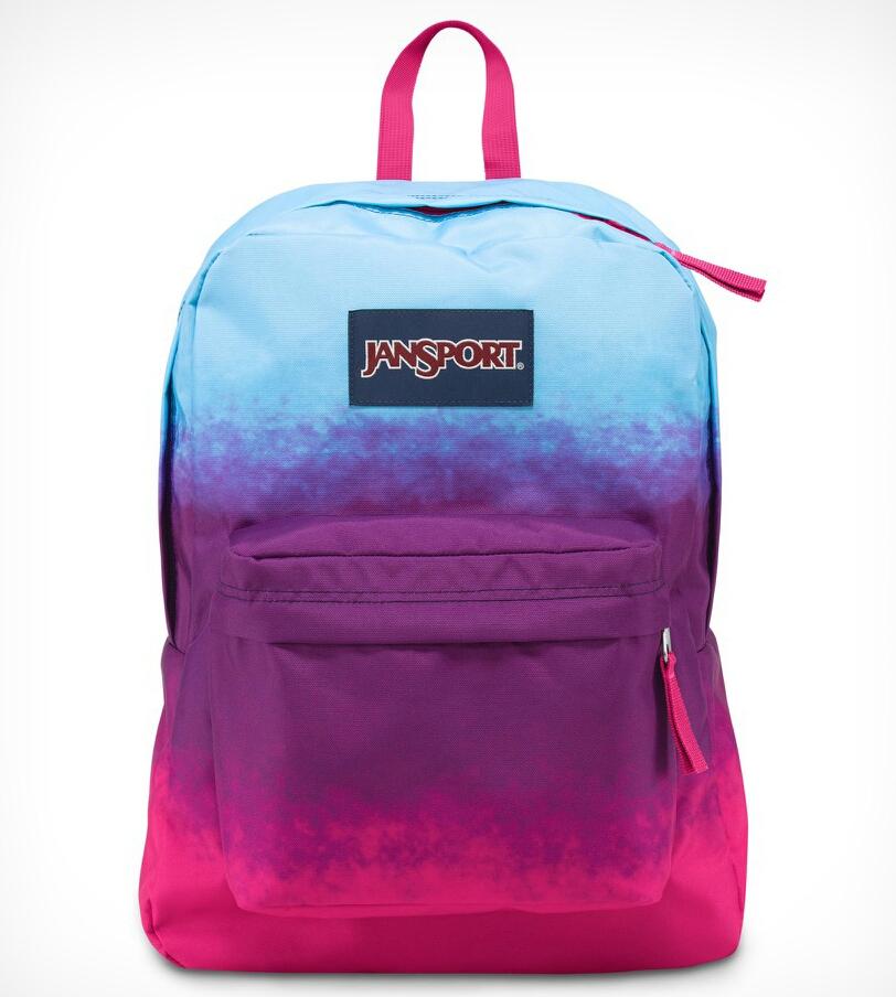 tie dye book bags photo - 1