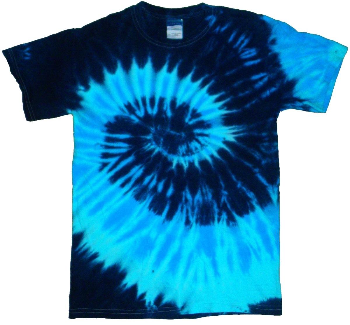 tie dye custom shirts photo - 1