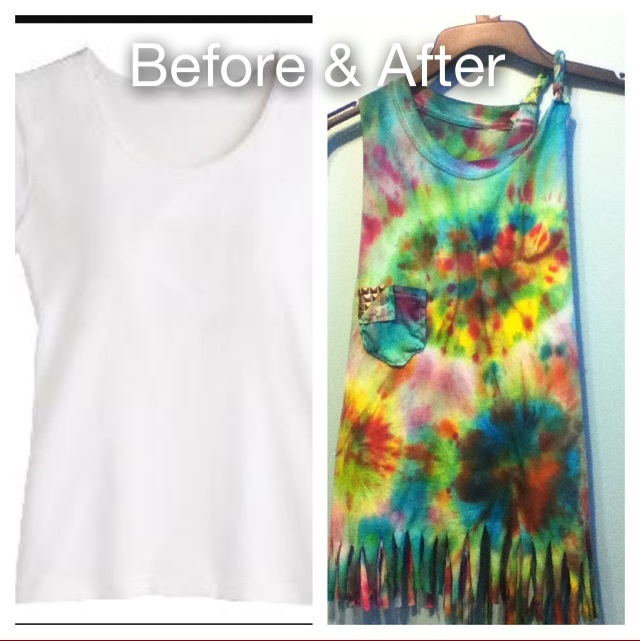 tie dye outfits photo - 1