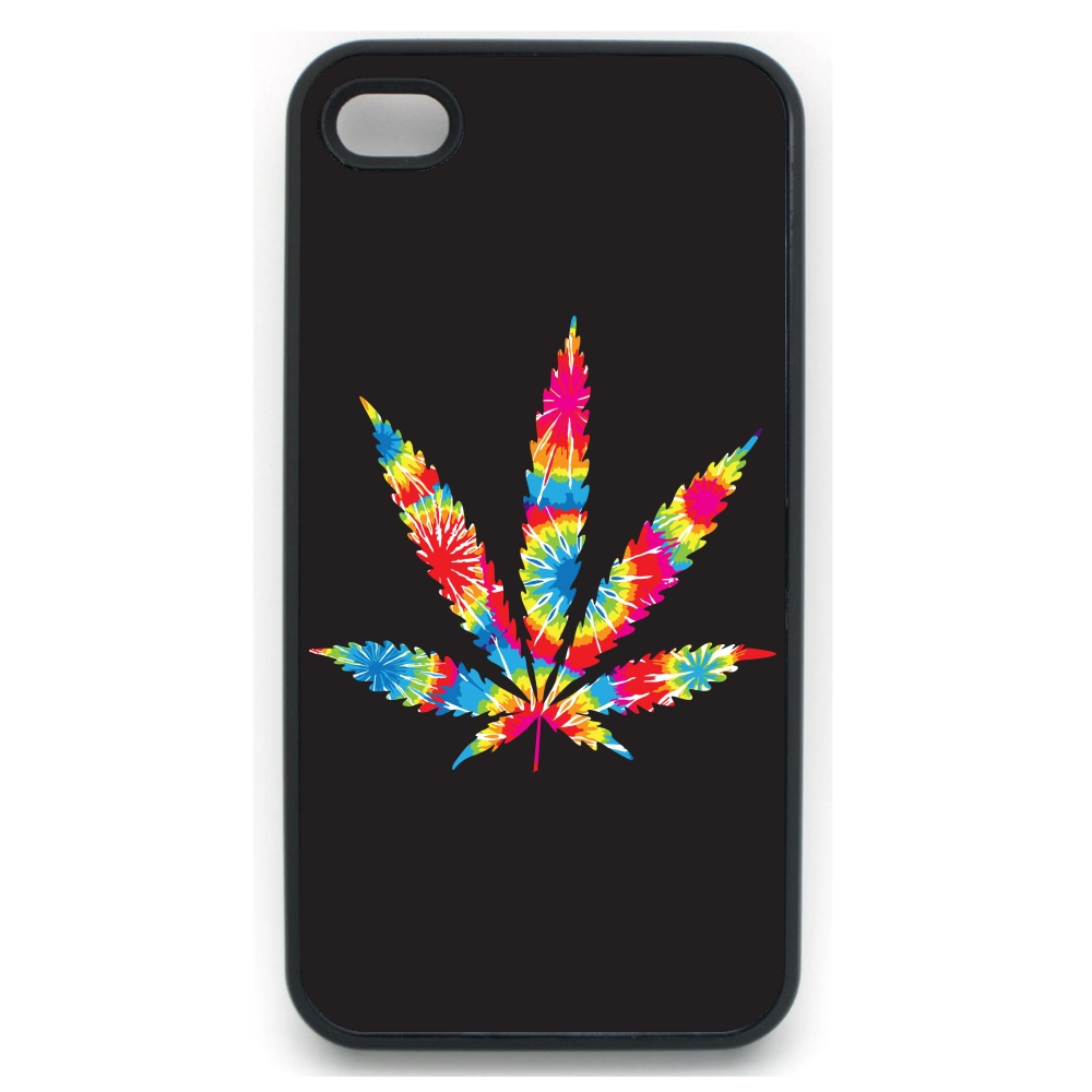 tie dye phone case photo - 1