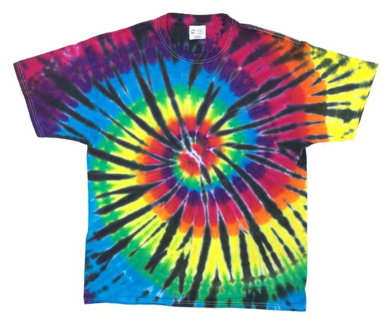 tie dye shirts near me photo - 1
